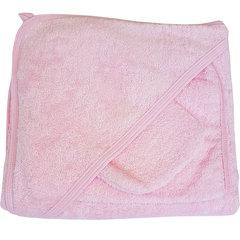 Папитто. Набор для купания 3 предмета розовый, вид 6