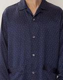 Мужская пижама из шелка Zimmerli