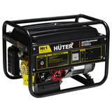 Бензиновый генератор Huter DY3000LX - фотография