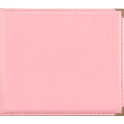 Альбом на кольцах для Life Project Kaisercraft D-Ring Album 30х30. Pink
