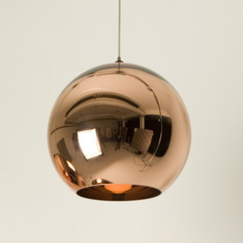 светильник Shade Copper