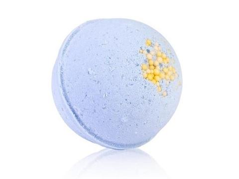 Гейзер макси-шар Наслаждение для ванн с морской солью и маслами, d 9см,280±15гр. TMChocoLatte