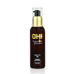 CHI Argan Oil Plus Mooring Oil - Восстанавливающее масло для волос