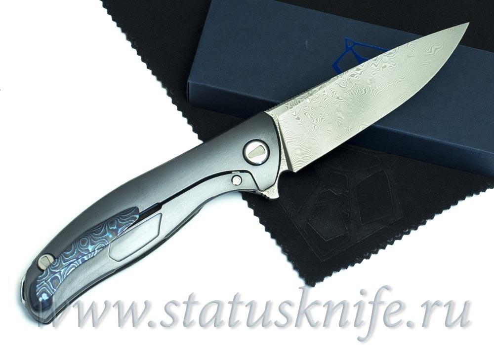 Нож Широгоров Байкал Baikal Full Custom - фотография