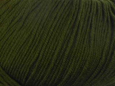 Пряжа Gazzal Baby Cotton 3463 хаки