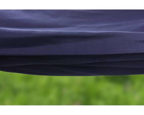 Гамак из льна с планкой темно-синий RG14DJ