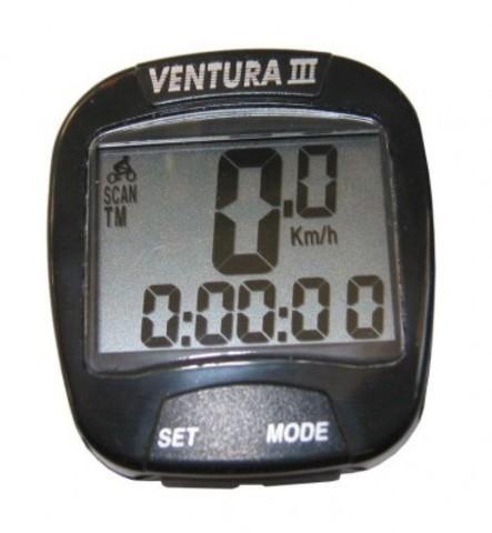 Велокомпьютер VENTURA 3, 6 функций