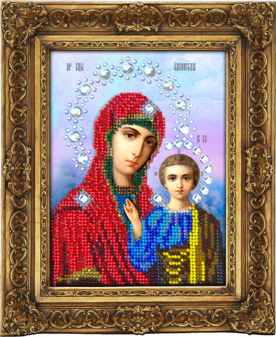 S-3 Казанская икона Божьей Матери
