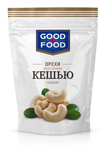 GOOD FOOD Кешью сушеный 130 г
