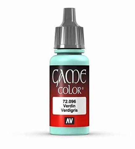 Game Color Verdigris 17 ml.