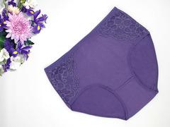9054-7 трусы женские, фиолетовые