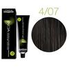 L'Oreal Professionnel INOA 4.07 (шатен глубокий металлизированный) - Краска для волос