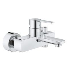 Смеситель для ванны однорычажный Grohe Lineare 33849001 фото