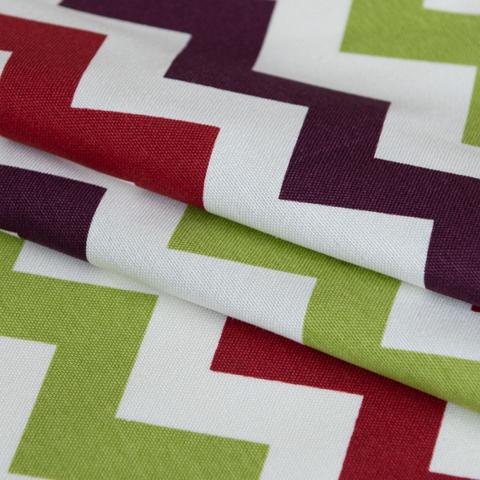 Ткань хлопок Мейдж зеленый