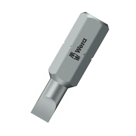 800/1 Z Насадка с плоским шлицем 1,2x6,5x25 мм