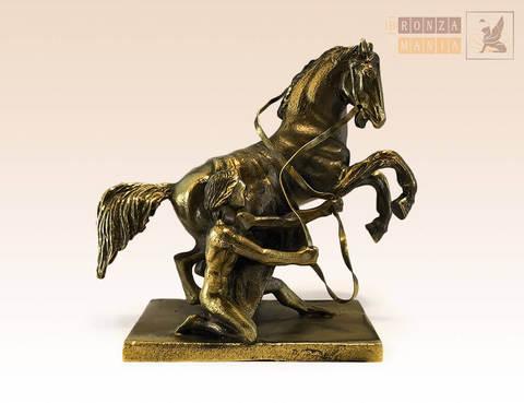 статуэтка Аничков мост, кони Клодта (вариант 3)