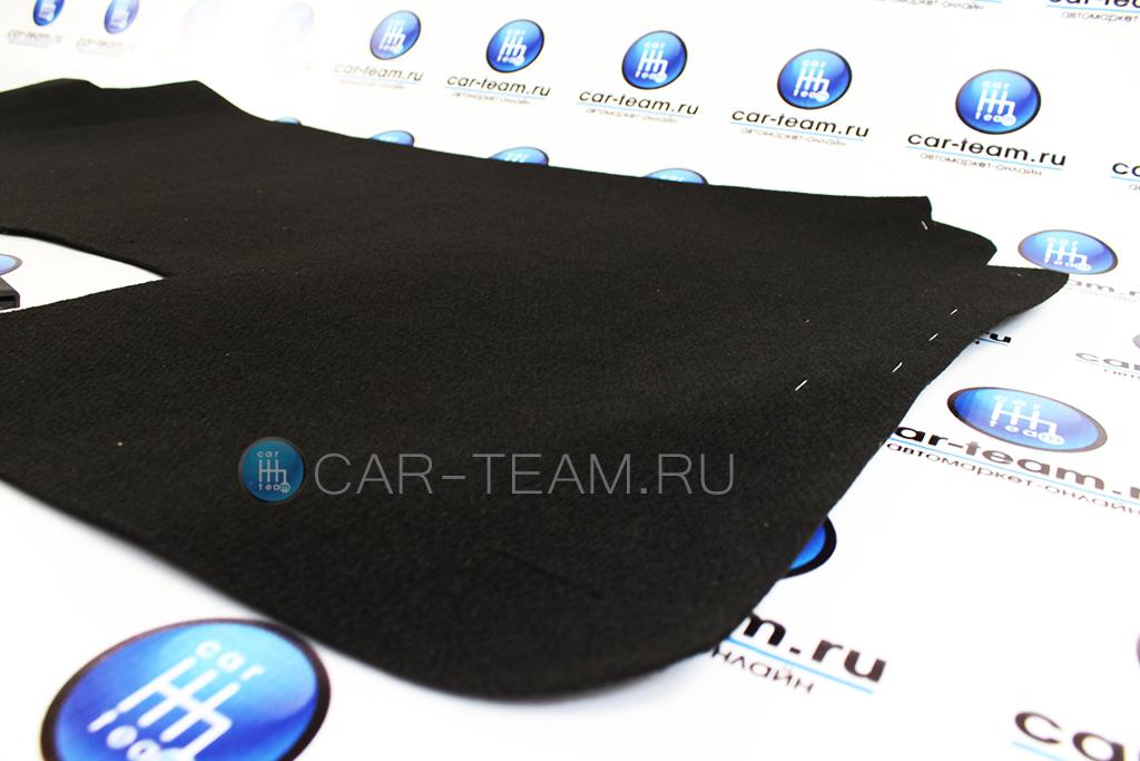 Обивка крышки багажника на Лада Приора седан, ворсовая