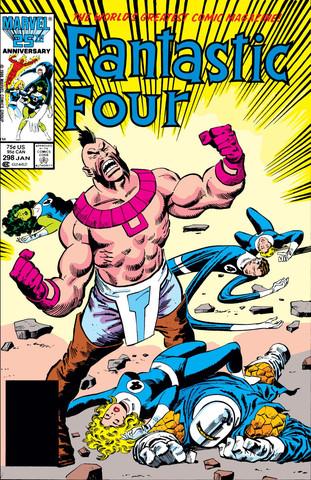 Fantastic Four #298