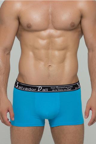 Мужские трусы 2024 Blue Salvador Dali