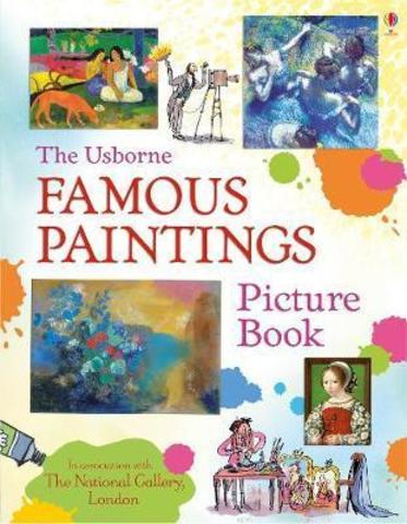 Famous Paintings Picture Book