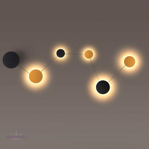 Настенный светильник 4211/51WL серии GALAXY