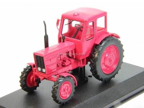 Tractor MTZ-52 Belarus 1:43 Hachette #33
