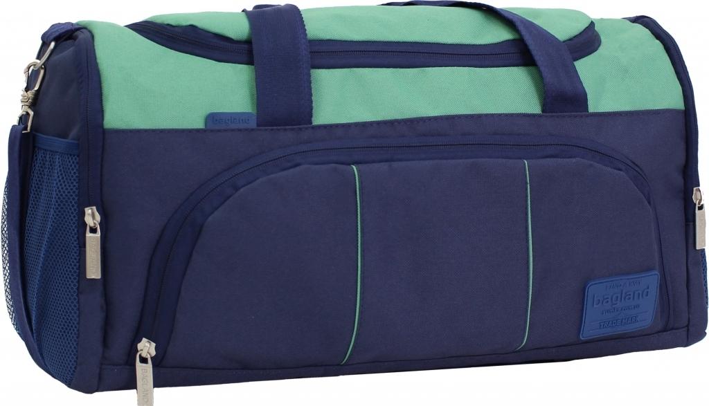 Спортивные сумки Сумка Bagland Bloom 30 л. чернильный/зеленый (0030866) b4c174fbc208372a8facfe462868ebf1.JPG
