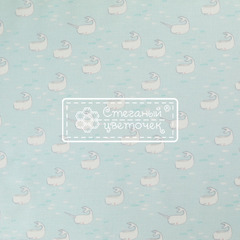 Ткань для пэчворка, хлопок 100% (арт. MM0708)