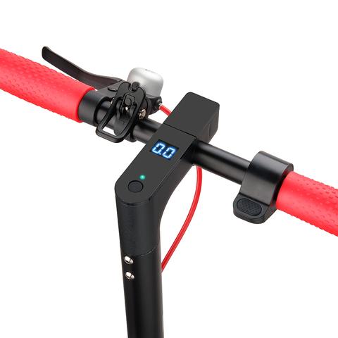 Электросамокат EVO Blade T-Zero черный/красный
