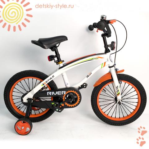 "Велосипед River Bike ""Q 16"" (Ривер Байк)"