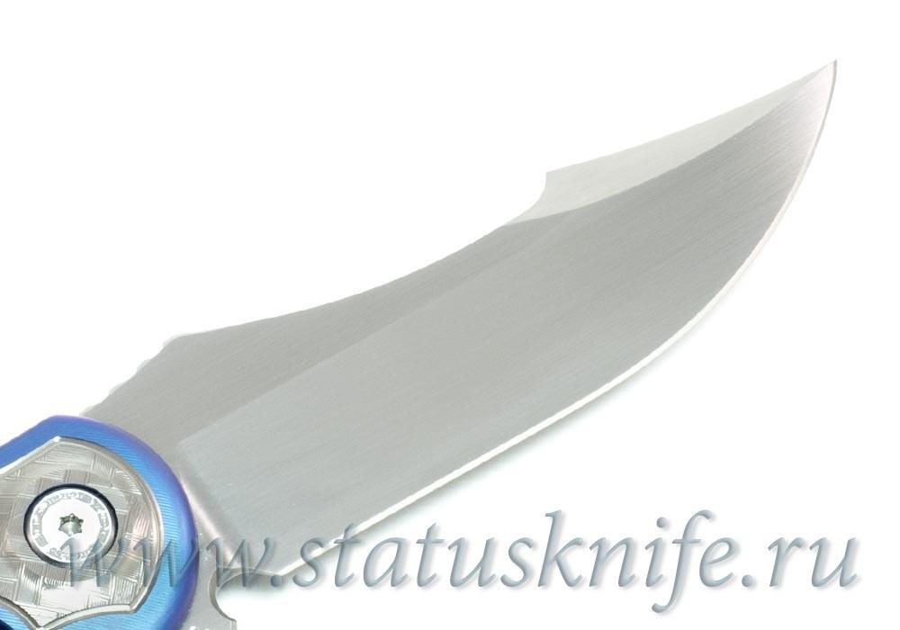 Нож Cyclone Brian Nadeau - фотография