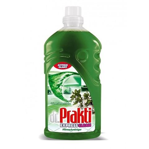 Dr. Prakti универсальное моющее средство Зеленый сад 1 л.