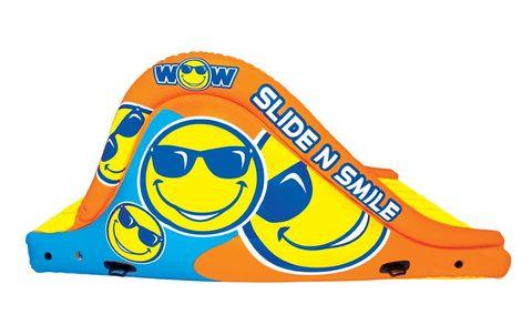 Горка водная надувная «Slide N Smile»