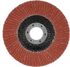 Шлифовальный круг лепестковый 969F Cubitron™ II, тарелка из стеклопластика с наклоном ⌀ 115 мм