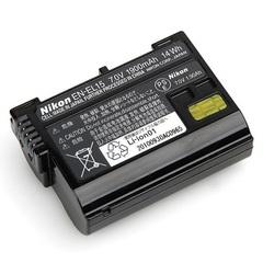 Аккумулятор Nikon EN-EL15 для Nikon D600 D610 D750 D800 D810 D7000 D7100