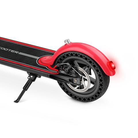 Электросамокат EVO Blade T-Zero черный-красный 500002