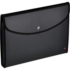Папка-органайзер Exacompta Exafolio A4 черная (6 отделений)