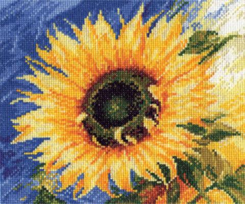 Посланник Солнца¶Размер: 20х18 см ¶Кол-во цветов: 20