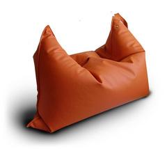 Кресло подушка Терракотовая