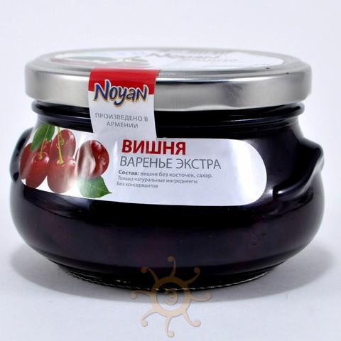 Варенье из вишни без косточек Noyan, 450г