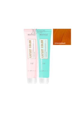Expert Color Hair Color Cream Оранжевый 100 мл