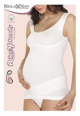Relaxsan. Майка с поддержкой для груди для будущих мам