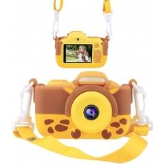 Детский цифровой фотоаппарат Жираф ZOO KIDS CAMERA со вспышкой-2