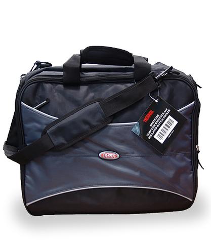 Термосумка Thermos Briefcase для ноутбука и ланча (10 л.), серая