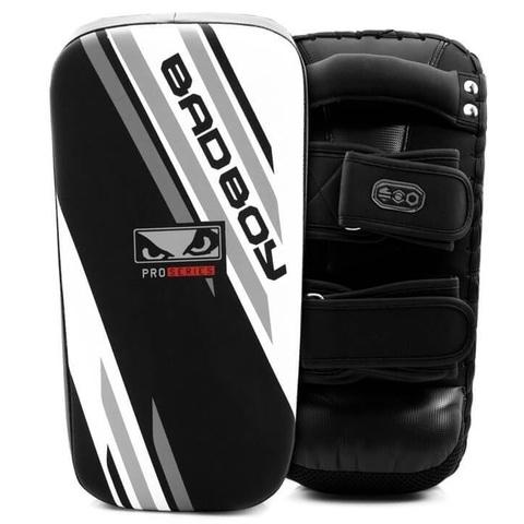 Пэды Bad Boy Pro Series Advanced Long Thai Pads-Black/White 1 пара