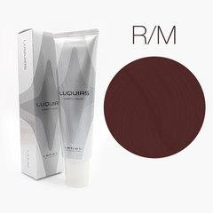 Lebel Luquias R/M (средний шатен красный) Краска для волос