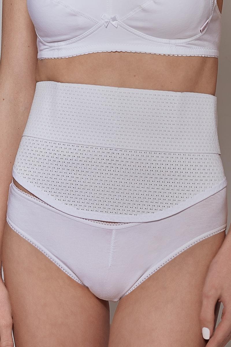 Бандаж для беременных универсальный 00131 белый