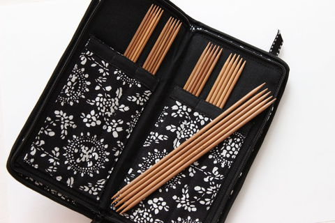 ChiaoGoo Набор чулочных спиц бамбук
