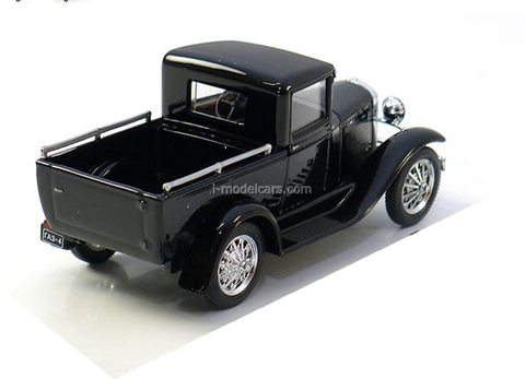 GAZ-4 Pickup 1932-1936 black 1:43 Nash Avtoprom