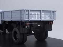 ZIL-130V1 late with semitrailer ODAZ-885 1:43 Start Scale Models (SSM)
